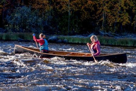 Ska´ut Mera forspaddling kanot