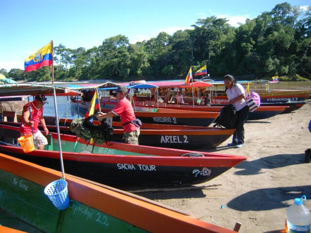 Ska´ut Mera Internationell Ecuador!