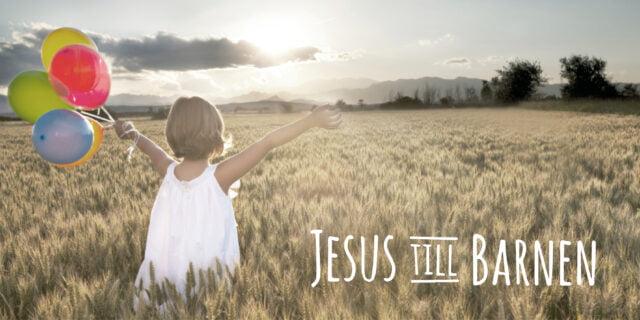 Jesus till barnen: digitala mötesplatser i vår