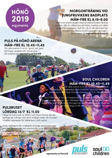 Puls och Soul Children på Hönökonferensen