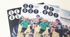 Tidningen Scout