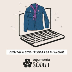 Digital scoutledarsamling 15 nov