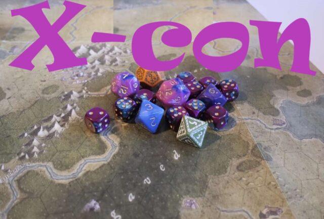 X-Con: ett spelkonvent