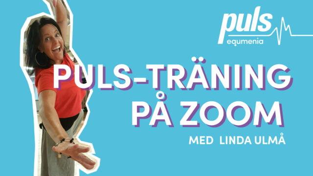 Puls-träning på zoom