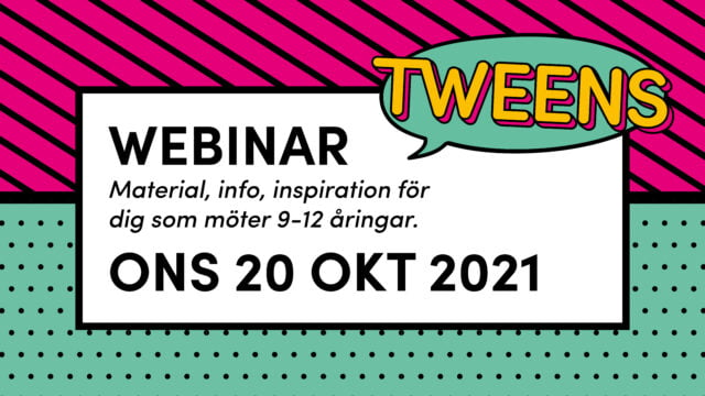 Webinar Suntprat Tweens – Save the date!