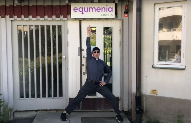 Equmeniaförening öppnar dörrarna för nya ledare med hjälp av musikvideo