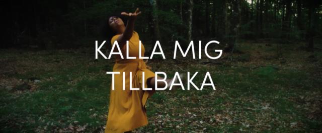 """Equmenia Tons senaste singel """"Kalla mig tillbaka"""" – nu med lyric video"""